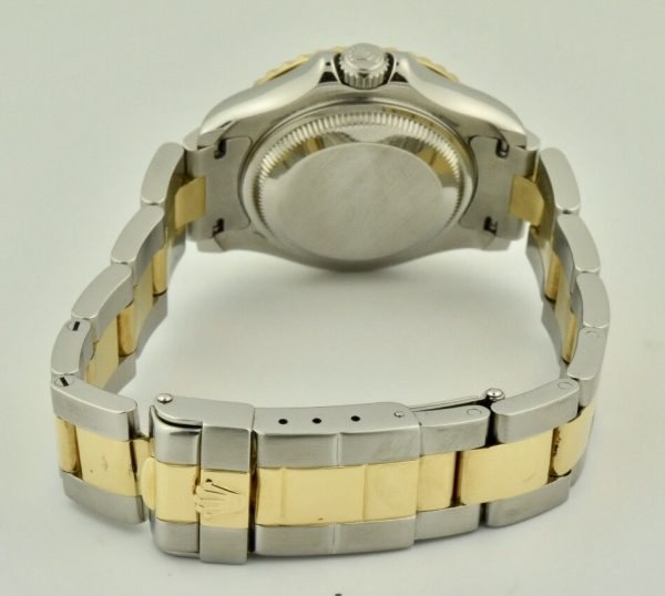 IMG 7064 2 600x538 - Ladies Rolex Yacht-Master
