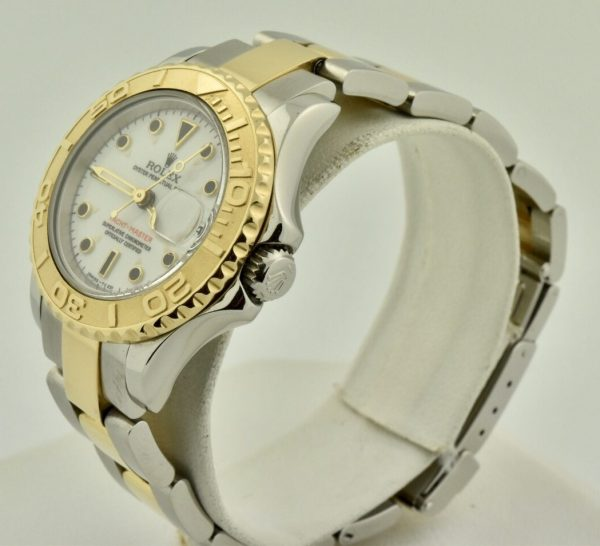 IMG 7070 2 600x546 - Ladies Rolex Yacht-Master