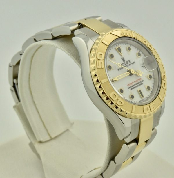 IMG 7071 2 600x612 - Ladies Rolex Yacht-Master