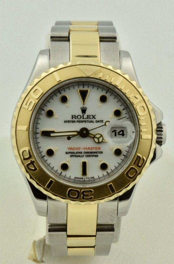IMG 7073 2 600x912 - Ladies Rolex Yacht-Master