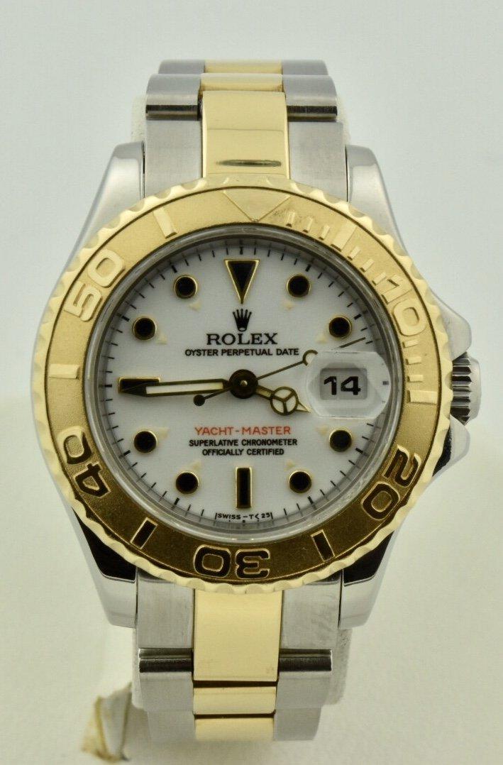 IMG 7073 2 - Ladies Rolex Yacht-Master