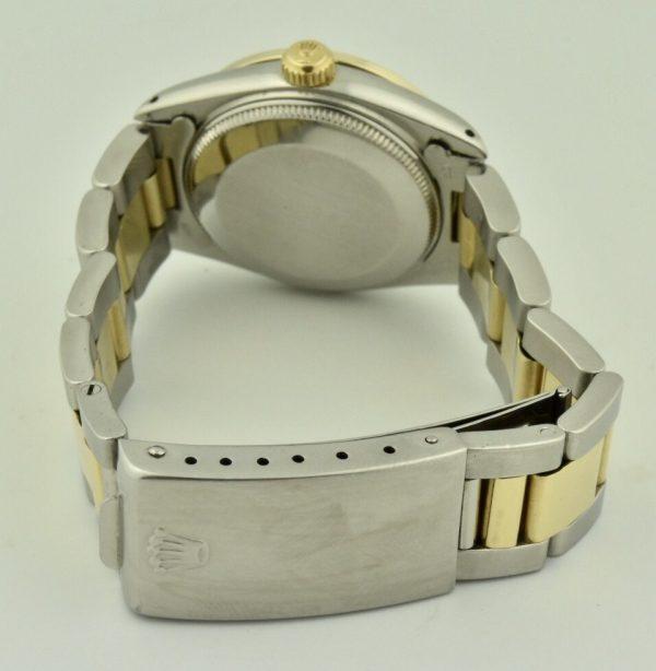 IMG 7084 2 600x614 - Rolex Datejust Midsize
