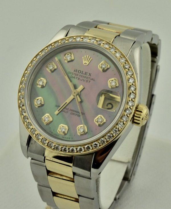 IMG 7086 2 600x734 - Rolex Datejust Midsize