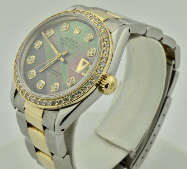 IMG 7089 2 600x542 - Rolex Datejust Midsize