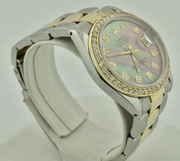 IMG 7090 2 600x537 - Rolex Datejust Midsize