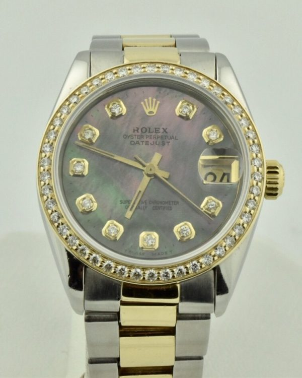 IMG 7091 2 600x750 - Rolex Datejust Midsize