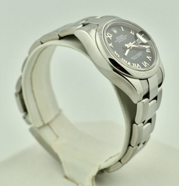 IMG 7350 600x624 - Ladies Rolex Datejust