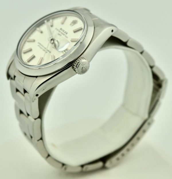 IMG 7364 600x625 - Rolex Oyster Date