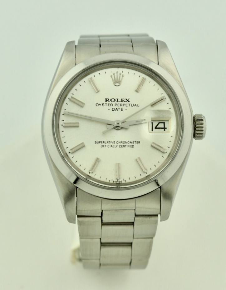 IMG 7366 - Rolex Oyster Date