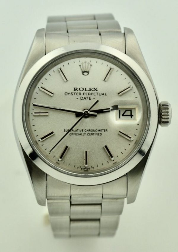IMG 7367 600x851 - Rolex Oyster Date