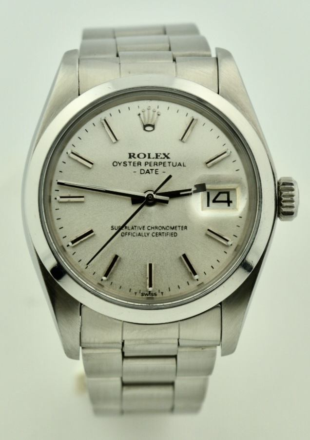 IMG 7367 - Rolex Oyster Date