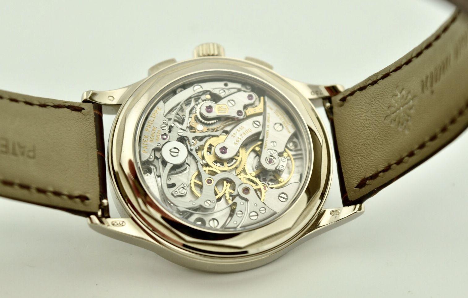IMG 7578 - Patek Philippe Chronograph
