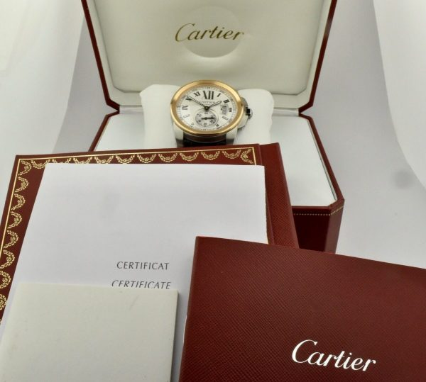 IMG 7606 600x539 - Cartier Calibre de Cartier