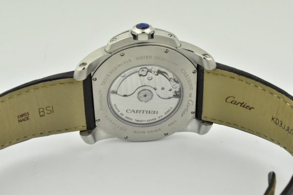 IMG 7607 600x400 - Cartier Calibre de Cartier