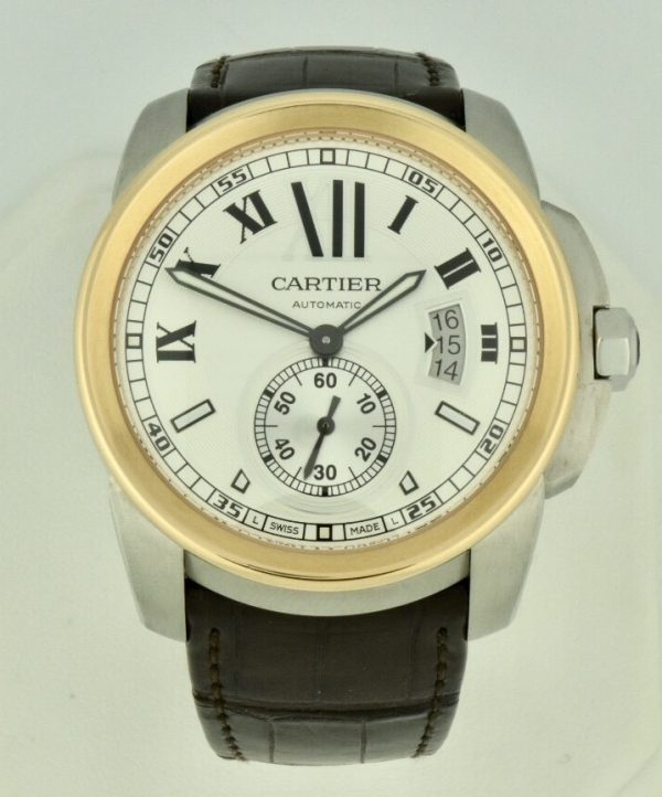 IMG 7609 600x722 - Cartier Calibre de Cartier