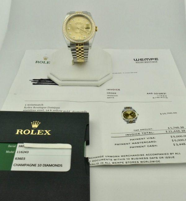 IMG 7630 600x648 - Rolex DateJust