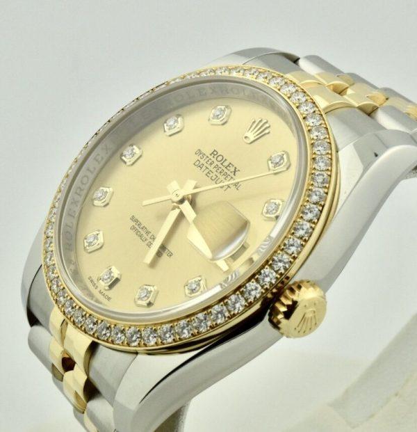IMG 7632 600x621 - Rolex DateJust