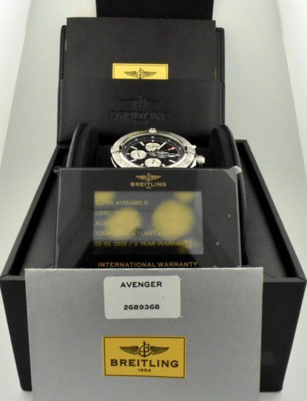 IMG 7745 600x783 - Breitling Super Avenger II