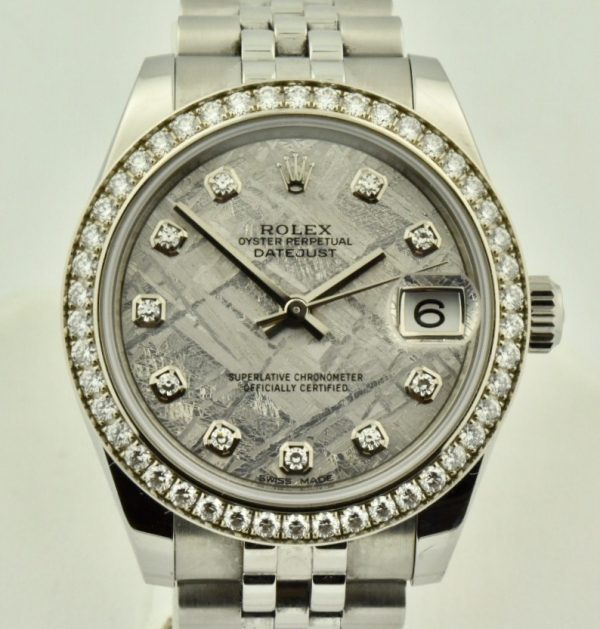 IMG 7862 600x629 - Rolex Datejust Midsize 31mm