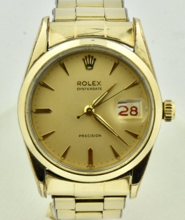 IMG 7937 600x715 - Vintage Rolex Oysterdate