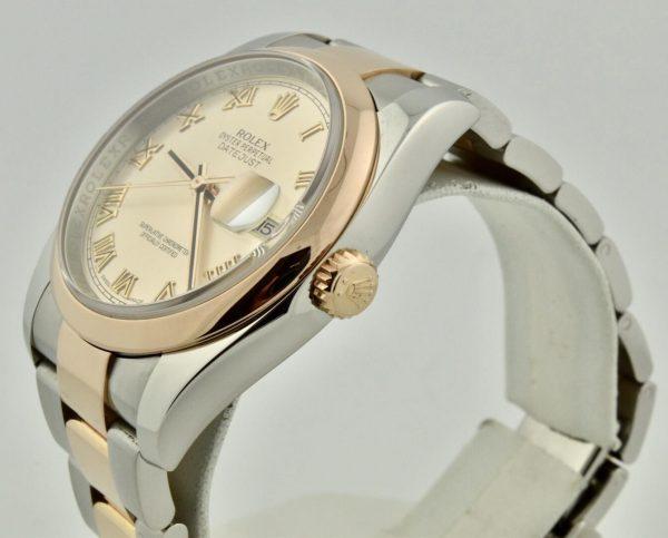 IMG 7995 600x483 - Rolex Datejust 36mm