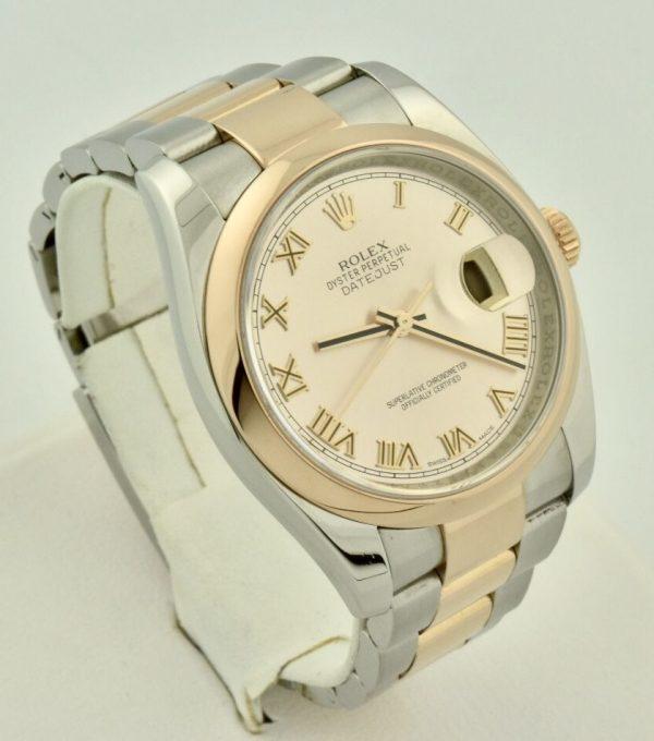IMG 7997 600x680 - Rolex Datejust 36mm