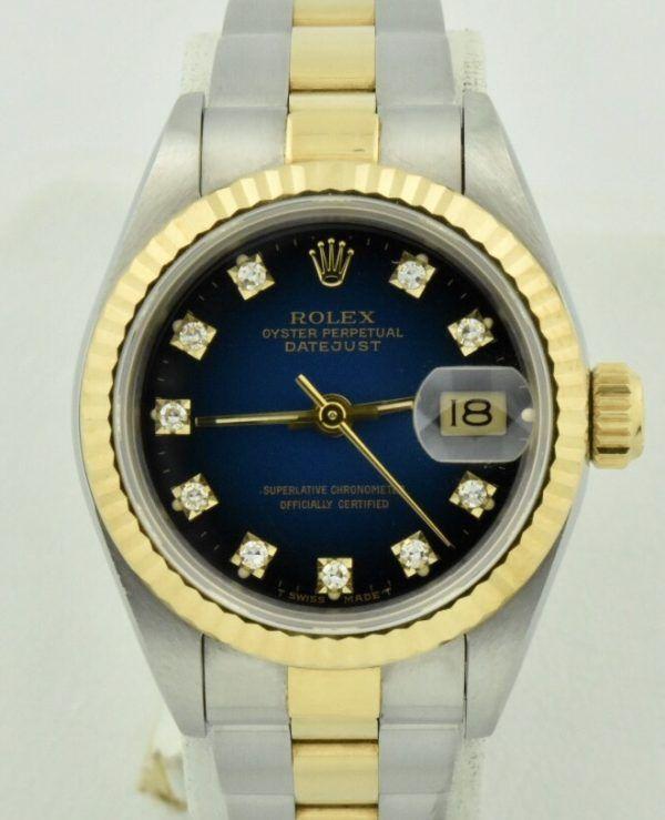 IMG 8031 600x739 - Rolex Datejust 26mm