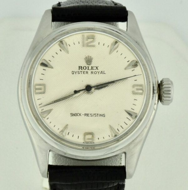 IMG 8151 600x605 - Rolex Oyster Royal