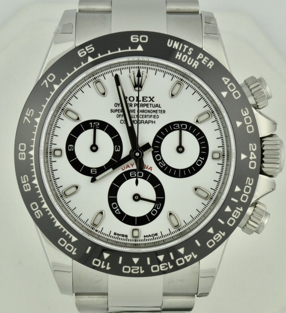 2018 rolex cosmograph daytona 116500 ceramic white dial. Black Bedroom Furniture Sets. Home Design Ideas