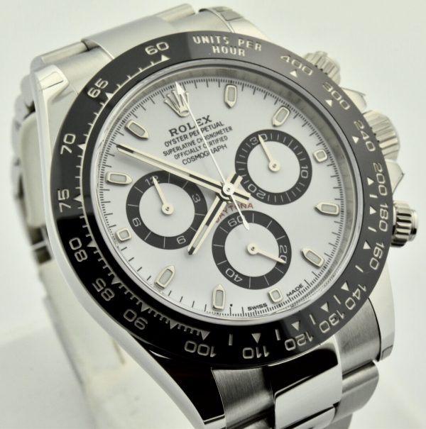 IMG 8211 600x605 - Rolex Cosmograph Daytona