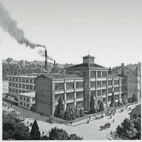IWC Factory Schaffhausen - IWC
