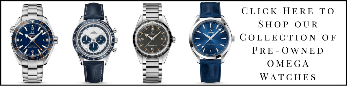 SHOP OMEGA WATCHES - OMEGA