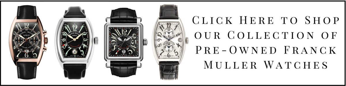 buy franck muller watches - Franck Muller