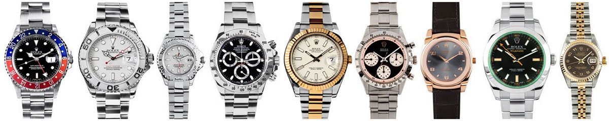 rolexes - How to Sell a Used Rolex in Atlanta