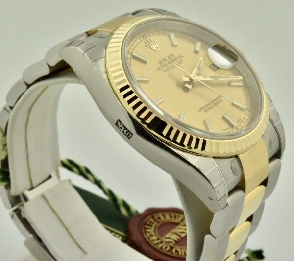 IMG 8350 600x533 - Rolex Datejust 36mm