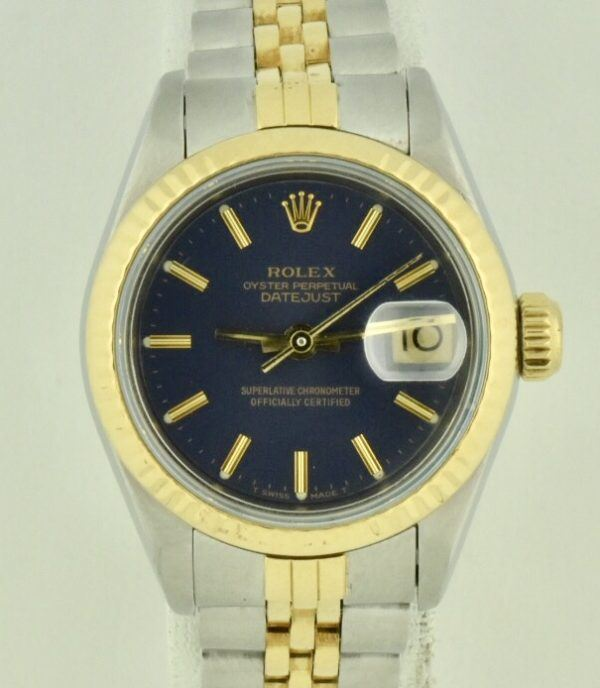 IMG 8391 600x688 - Ladies Rolex Datejust 26mm