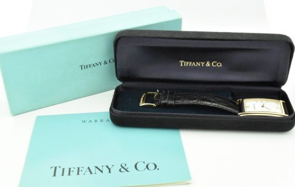 IMG 8398 600x380 - Tiffany & Co. Rectangular