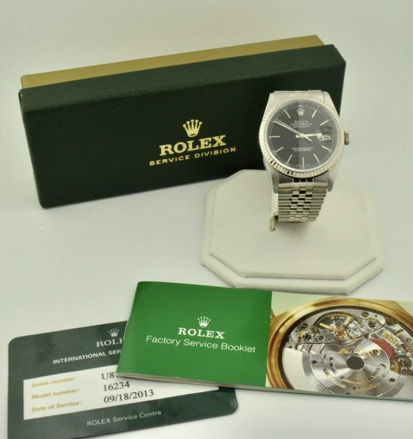 IMG 8449 600x638 - Rolex Datejust 36mm