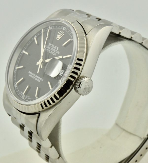 IMG 8461 600x659 - Rolex Datejust 36mm