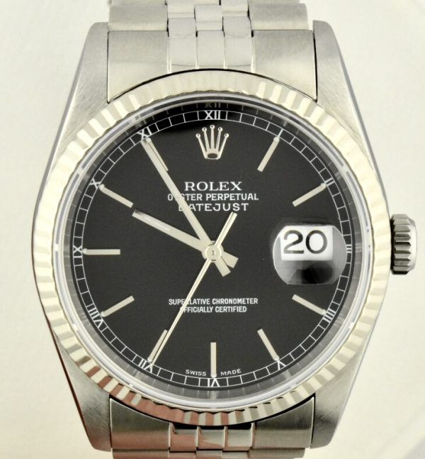 IMG 8474 600x647 - Rolex Datejust 36mm