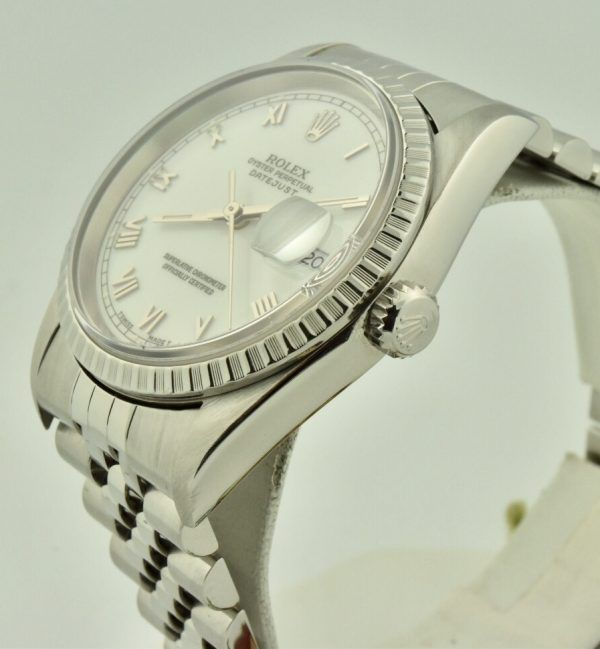 IMG 8505 600x649 - Rolex Datejust 36mm