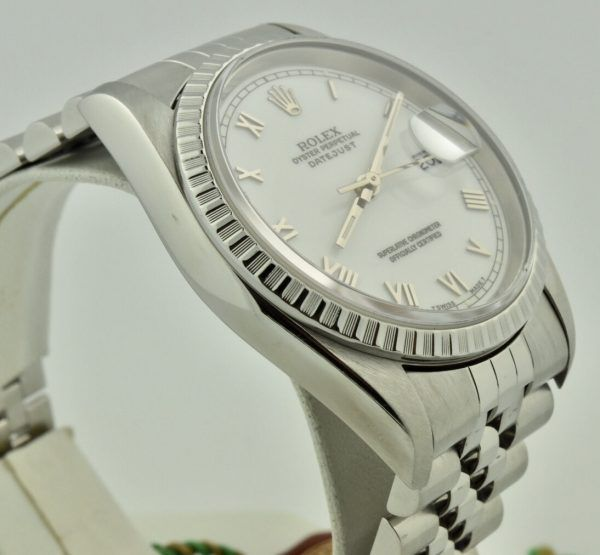 IMG 8506 600x555 - Rolex Datejust 36mm