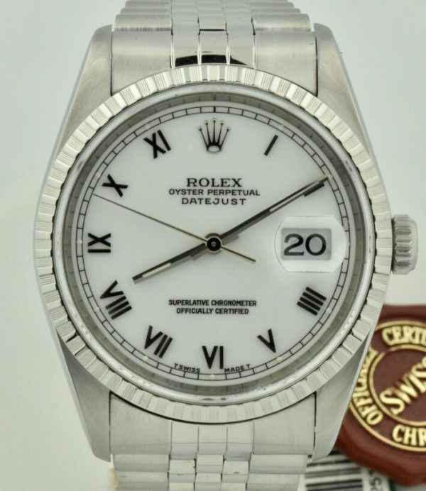 IMG 8508 600x692 - Rolex Datejust 36mm