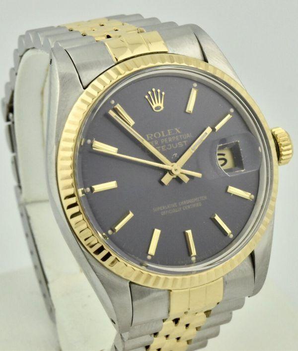 IMG 8511 600x707 - Rolex Datejust 36mm