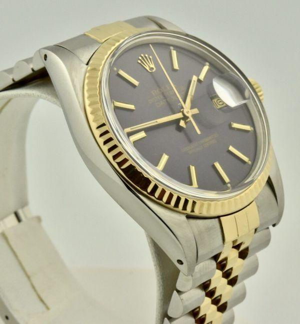 IMG 8520 600x647 - Rolex Datejust 36mm