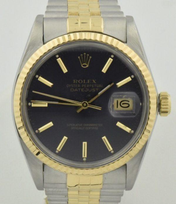 IMG 8521 600x695 - Rolex Datejust 36mm