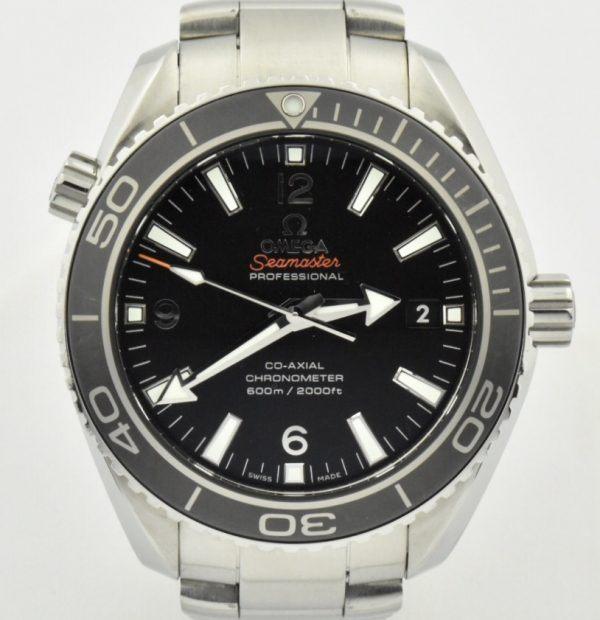 IMG 8539 600x620 - OMEGA Seamaster Planet Ocean