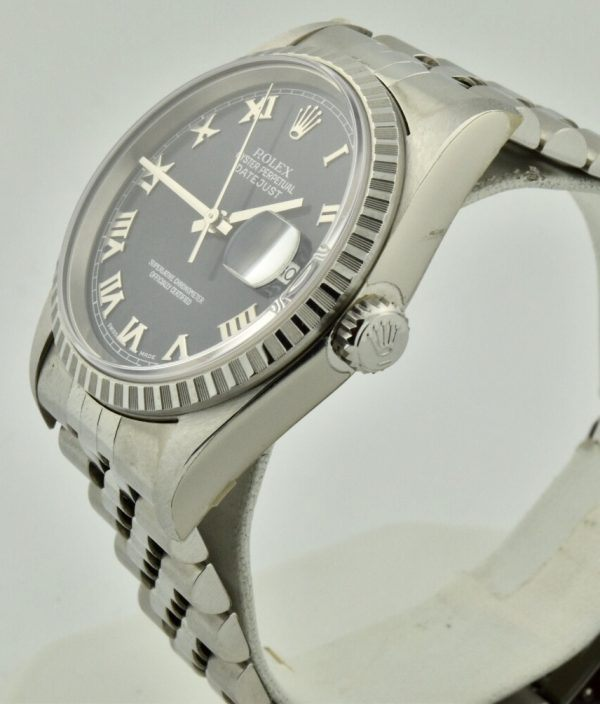 IMG 8551 600x704 - Rolex Datejust 36mm