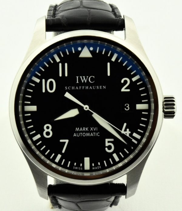 IMG 8570 600x695 - IWC Pilot Mark XVI
