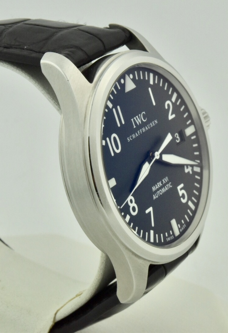 fcd3e759ee3b Men s IWC Mark XVI 3255 Stainless Steel Automatic Watch